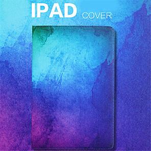ieftine Tastaturi iPad-Maska Pentru Apple iPad Pro 10.5 / iPad 9.7 (2017) / iPad Pro 9.7 '' Portofel / Anti Șoc / Cu Stand Carcasă Telefon Desene Animate Greu PU piele