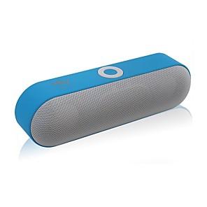 ieftine Boxe-LX-NBY-18 Exterior Difuzor Bluetooth Stil Minimalist Bluetooth V3.0 Audio (3.5 mm) 1 x USB TF Card slot Boxe de Bibliotecă Negru Gri