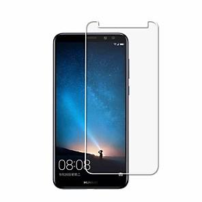 povoljno Maske/futrole za Huawei-HuaweiScreen ProtectorMate 10 lite Visoka rezolucija (HD) Prednja zaštitna folija 1 kom. Kaljeno staklo