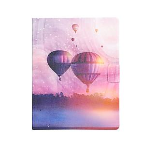 ieftine Carcase iPad-Maska Pentru Apple iPad Mini 3/2/1 / iPad Mini 4 Titluar Card / Anti Șoc / Cu Stand Carcasă Telefon Desene Animate / Balon Greu PU piele