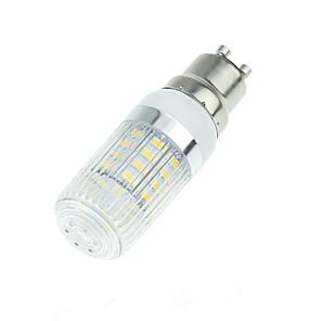 Χαμηλού Κόστους Λαμπτήρες LED-SENCART 1pc 5 W LED Λάμπες Καλαμπόκι 900 lm E14 G9 GU10 T 40 LED χάντρες SMD 5730 Διακοσμητικό Θερμό Λευκό Ψυχρό Λευκό 220-240 V 110-120 V / RoHs