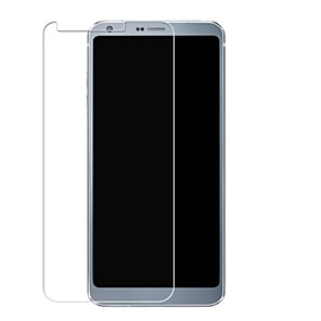 cheap HTC Screen Protectors-Screen Protector for LG LG G6 Tempered Glass 1 pc Front Screen Protector 9H Hardness / Scratch Proof