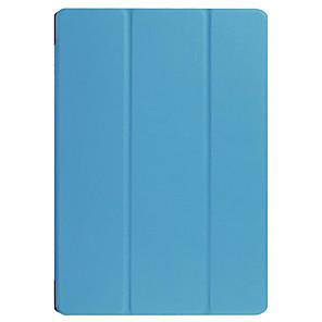 povoljno Ženski satovi-Θήκη Za Huawei Huawei MediaPad X2 sa stalkom / Origami Korice Jednobojni Tvrdo PU koža