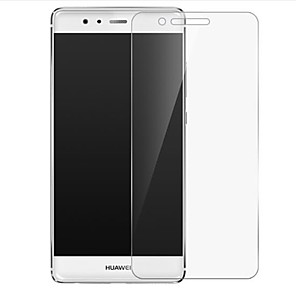 cheap HTC Screen Protectors-Screen Protector Huawei for Huawei P9 Lite Tempered Glass 1 pc Front Screen Protector Scratch Proof 2.5D Curved edge 9H Hardness High