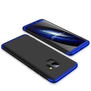 billige Etuier/deksler til Huawei-Etui Til Samsung Galaxy S9 / S9 Plus / S8 Plus Støtsikker / Matt Bakdeksel Ensfarget Hard PC