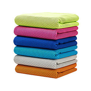 ieftine Accesorii Fitness-Prosop Răcire Fără miros Ecologic Moale microfibră pentru Yoga Pilates Bikram Roz Bleumarin Gri