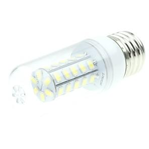 Χαμηλού Κόστους Λαμπτήρες LED τύπου Corn-SENCART 1pc 4 W LED Λάμπες Καλαμπόκι 800-1200 lm E14 G9 B22 T 36 LED χάντρες SMD 5730 Διακοσμητικό Θερμό Λευκό Άσπρο 220-240 V 12 V