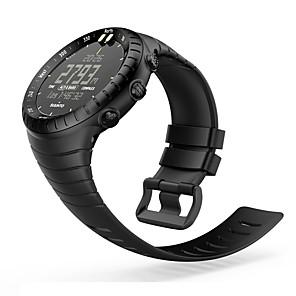 povoljno Muški satovi-Pogledajte Band za SUUNTO CORE Suunto Sportski remen Silikon Traka za ruku