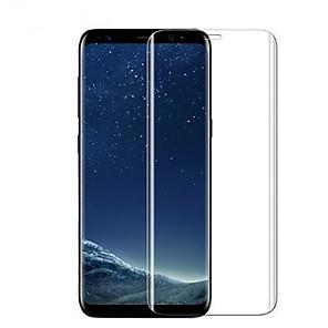 ieftine Îngrijire Unghii-Samsung GalaxyScreen ProtectorS8 High Definition (HD) Ecran Protecție Față 1 piesă Sticlă securizată