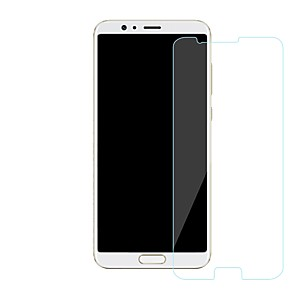cheap HTC Screen Protectors-Screen Protector for Huawei Huawei Honor View 10 Tempered Glass 1 pc Front Screen Protector 9H Hardness / Scratch Proof