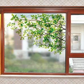 ieftine Tratamente de Fereastră-Contemporan 58 cm 60 cm Autocolant Geam / Mat Sală / Living PVC