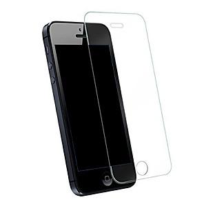 ieftine Protectoare Ecran de iPhone SE/5s/5c/5-AppleScreen ProtectoriPhone SE / 5s La explozie Ecran Protecție Față 1 piesă Sticlă securizată