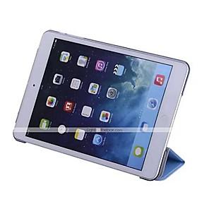 ieftine Plase Pescuit-Maska Pentru Apple iPad Mini 5 / iPad nou de aer (2019) / iPad Air Cu Stand / Auto Sleep / Wake / Origami Carcasă Telefon Mată Greu PU piele / iPad Pro 10.5 / iPad 9.7 (2017)