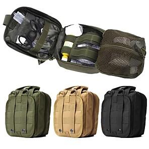 ieftine Kit Bluetooth Mașină/Mâini-libere-10 L Borsetă Purtabil În aer liber Drumeție Camping Urgență Nailon Negru Verde Kaki
