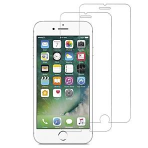 ieftine Gadget-uri De Glume-AppleScreen ProtectoriPhone 7 High Definition (HD) Ecran Protecție Față 2 buc Sticlă securizată
