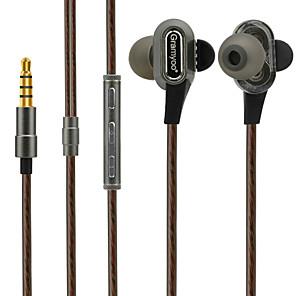 ieftine Becuri LED Glob-X68 Cablu de intrare în ureche Audio IN Nu Cu Microfon Cu controlul volumului Telefon mobil