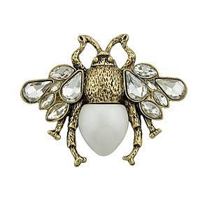 povoljno Broševi-Žene Broševi Pčela dame Osnovni Moda Broš Jewelry Obala Crvena Za Dnevno Spoj