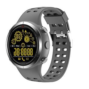 ieftine Ceasuri Smart2-EX-32 Bărbați Uita-te inteligent Android iOS Bluetooth Rezistent la apă Calorii Arse Standby Lung Pedometre Informație Cronometru Reamintire Apel Ceas cu alarmă Cronograf / Senzor de Gravitate