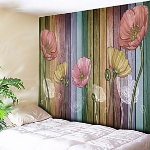 povoljno Zidni ukrasi-Arhitektura Zid Decor Poliester Vintage Wall Art, Zidne tapiserije Ukras