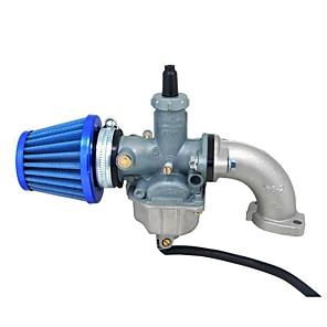 ieftine Părți Motociclete & ATV-pz26 filtru de carburant cu filtru de carburant pentru yx 125cc lifan 110cc bicicleta de gunoi atv 26mm carburator