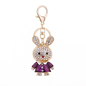 cheap Puppets-Keychain Princess European Fashion Ring Jewelry Red / Blue / Watermelon For Gift Daily