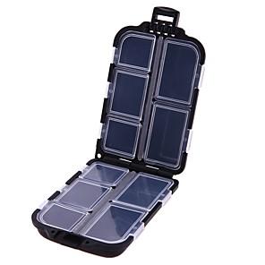 """hesapli Balıkçılık Kutuları-Malzeme Kutusu Malzeme Kutusu Genel Plastik 2 2/5"""" (6 cm)*3 cm"""