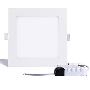 ieftine Lumini de Panou-1 buc 9 W 45 LED-uri de margele Ușor de Instalat Încastrat Lumini Panel Alb Cald Alb Rece 85-265 V Acasă / Birou Cameră Copii Dormitor / RoHs / CE / 135