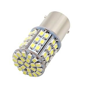 ieftine Becuri De Mașină LED-10 buc 1156 / ba15s becuri motocicletă / mașină 3 w smd 3020 250 lm 64 lumină de ceață led / lumină de zi / lumină de rotație pentru universal toți anii