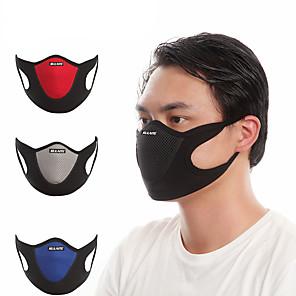 ieftine lanterne-Mască sport Face Mask Peteci Respirabil Rezistent la Praf Bicicletă / Ciclism Rosu Gri Albastru Catifea Lycra pentru Bărbați Pentru femei Adulți Ciclism / Bicicletă Bicicletă Πεζοπορία Peteci 1 piesă