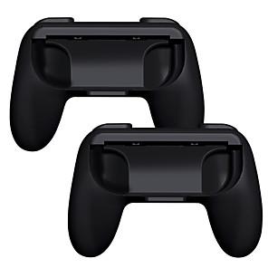 ieftine Accesorii Nintendo Switch-DOBE SWITCH Wireless Game Grip de control Pentru Nintendo comutator . Game Grip de control ABS 2 pcs unitate