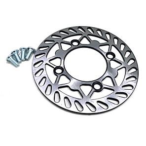 ieftine Părți Motociclete & ATV-190mm disc rotor spate de frână pentru motocross suzuki motocross groapă biciclete roată 110 125cc