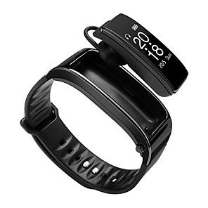 ieftine Audio & Video-STY3 Bărbați Uita-te inteligent Android iOS Bluetooth Bluetooth 4.0 Rezistent la apă Monitor Ritm Cardiac Măsurare Tensiune Arterială Touch Screen Standby Lung Pedometru Reamintire Apel Sleeptracker