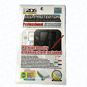 ieftine Accesorii Nintendo Switch-Protectoare de ecran Pentru Nintendo DS Protectoare de ecran PP 1 pcs unitate