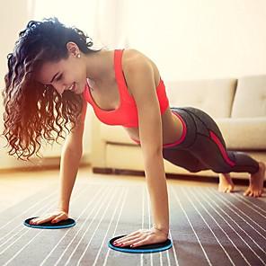 ieftine Accesorii Fitness-Slidere de exercitii ABS rășină EVA Calorii Arse Slăbire Fitness Pentru