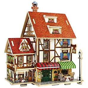 ieftine Imbracaminte & Accesorii Căței-35 pcs Casă #D Puzzle Puzzle pentru adulți Încântător Interacțiunea părinte-copil Jumbo Pentru copii Adulți Jucarii Cadou