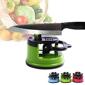 ieftine Ustensile & Gadget-uri de Copt-bucătar de bucătărie bucătărie bucătărie cuțit ascuțitor foarfece mașină de ascuțit aspirație