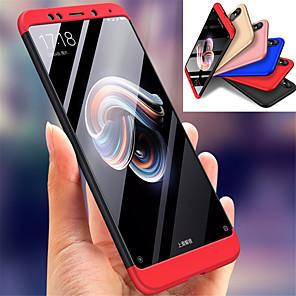 ieftine Bijuterii Lolita-Maska Pentru Xiaomi Xiaomi Redmi Note 5 Pro Anti Șoc Carcasă Telefon Mată Greu PC