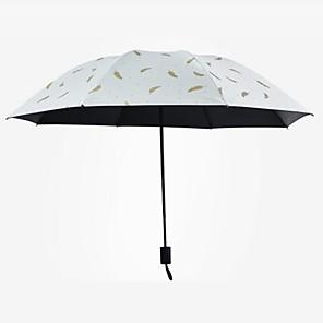 ieftine Produse de curățat-Plastic / Oțel inoxidabil Toate Creative / Model nou Umbrelă Pliantă