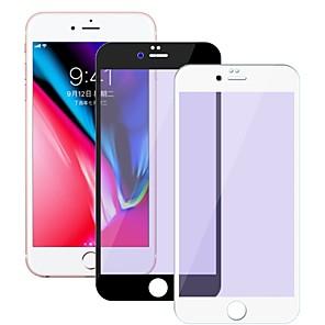 ieftine Protectoare Ecran de iPhone 6s / 6-AppleScreen ProtectoriPhone 6s 9H Duritate Ecran Protecție Față 1 piesă Sticlă securizată / 2.5D Muchie Curbată / La explozie / Anti Lumină Albastră