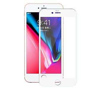 ieftine Protectoare Ecran de iPhone 6s / 6-AppleScreen ProtectoriPhone 6s 9H Duritate Ecran Protecție Față 1 piesă Sticlă securizată / 2.5D Muchie Curbată / La explozie