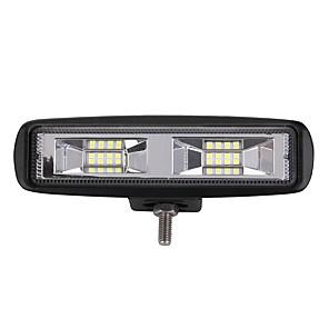 ieftine Becuri De Mașină LED-1 Bucată Mașină Becuri 204 W LED Integrat 2400 lm 16 LED Lumini exterioare For Παγκόσμιο 2018