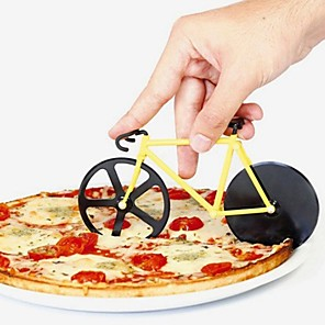 ieftine Produse de Bar-Oțel inoxidabil + ABS clasă A Slicer Pagina de start Instrumentul de bucătărie Instrumente pentru ustensile de bucătărie Pizza 1 buc