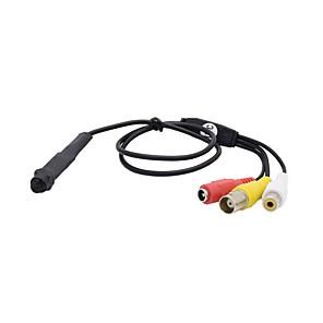 ieftine CCTV Cameras-hqcam 1080p audio mini camera ahd camera cctv camera de securitate 2.0mp camera ahd / tvi / cvi / cvbs camera 4 in 1 1 / 2.7 cmos camera simulata / camera endoscop
