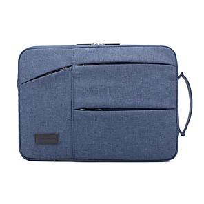 """ieftine Ustensile & Gadget-uri de Copt-13.3 """"14"""" 15.6 """"nailon mâner de culoare solidă mâner laptop sac de laptop pentru Macbook / suprafață / hp / dell / samsung / sony etc"""