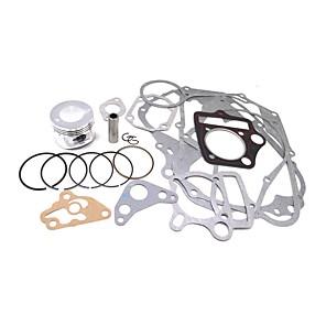 ieftine Părți Motociclete & ATV-Pistonul cu piston cu piston complet cu piston, setat pentru seturi de reparare orizontală de 110cc