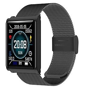 ieftine Mănuși & Mănuși 1 deget-Kupeng n98 bărbați brățară inteligentă smartwatch android ios bluetooth sport impermeabil ritm cardiac monitorizare a tensiunii arteriale măsurare ecran senzor pedometru apel memento activitate