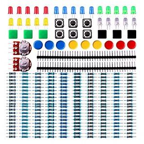 ieftine Conectoare & Terminale-Componenta electronică a componentelor cu rezistori cu LED-uri pentru antenele de conectare