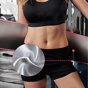 ieftine Accesorii Fitness-Aparat Subțiere Talie / Curea Saună Sweat Workout Tank Cauciuc Elastic Respirabil Pierdere în greutate Tummy Fat Burner Yoga Fitness A face exerciţii fizice Pentru Dame Talie Sport exterior