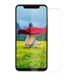 ราคาถูก เคสและซองสำหรับ Xiaomi-XIAOMIScreen ProtectorXiaomi Mi 8 9H Hardness Front Screen Protector 1 ชิ้น กระจกไม่แตกละเอียด