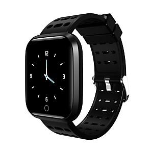 povoljno Pametni satovi-KING-WEAR® YY-Q8 Muškarci Smart Narukvica Android iOS Bluetooth Heart Rate Monitor Mjerenje krvnog tlaka Ekran na dodir Kalorija Dugi standby Brojač koraka Podsjetnik za pozive Mjerač aktivnosti